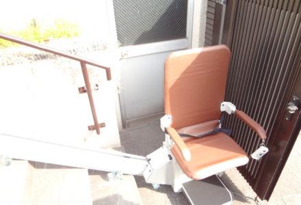 階段昇降機 愛知県 施工事例88「昇助くんSEO9」