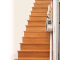 階段をより広くお使いいただけます