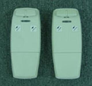 リモコンは2ケ標準装備